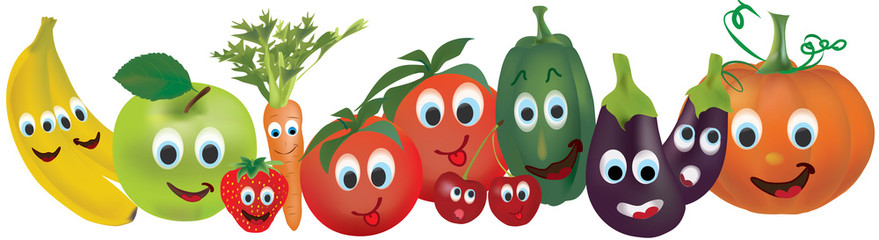 Drawn vegetables animation Vegetables with Category animated photos