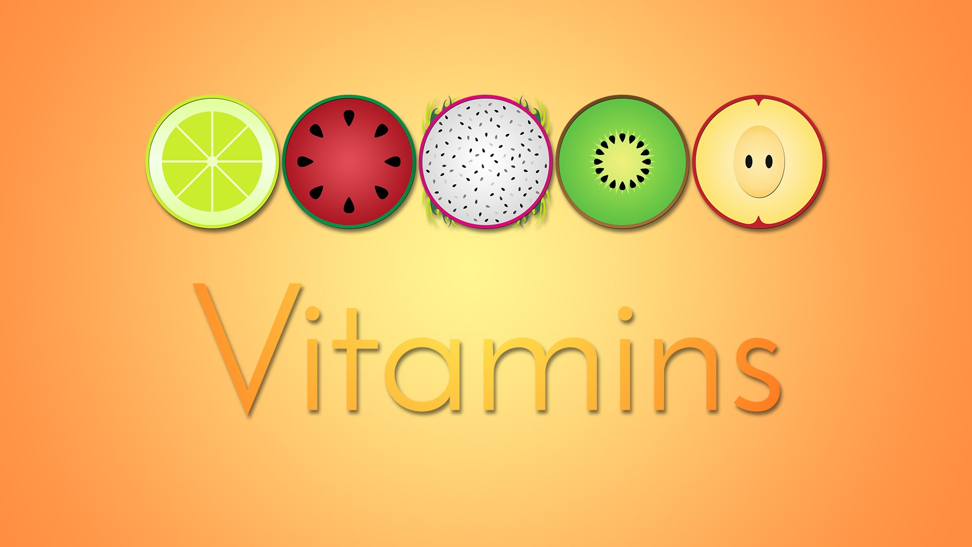 Drawn vegetables animation Expression Vector Animated Fruit Fruit