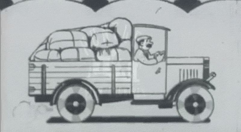 Drawn vehicle animated Of May Dealer Named