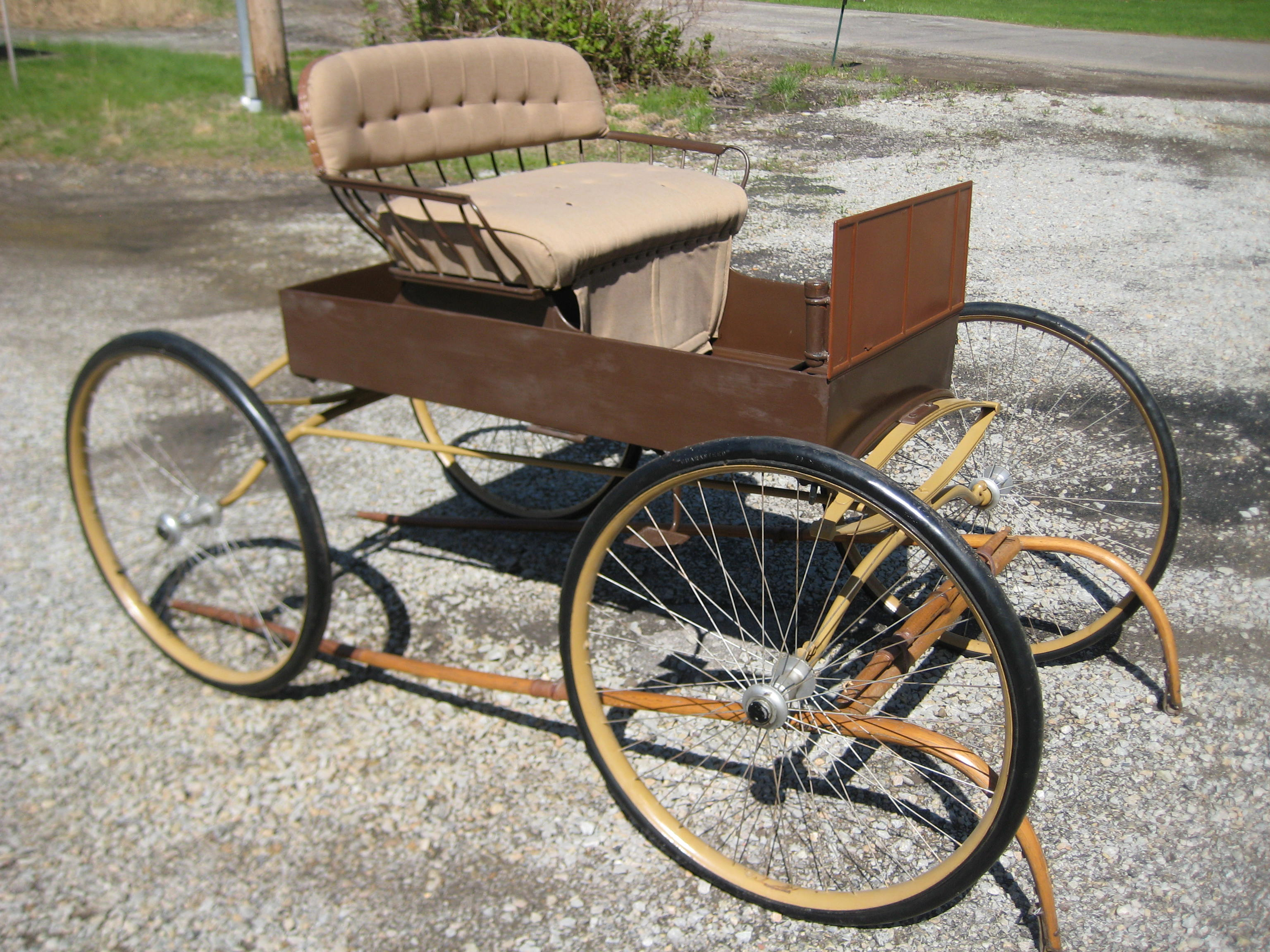 Drawn vehicle antique car CARRIAGES New Current Auctions ANTIQUES