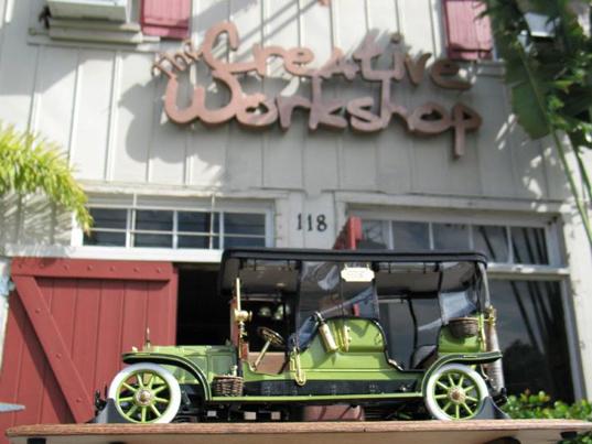 Drawn vehicle antique car Horse  Park Central Class