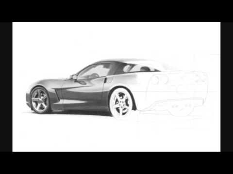 Drawn vehicle awesome car Draw YouTube REALISTIC AWESOME step)