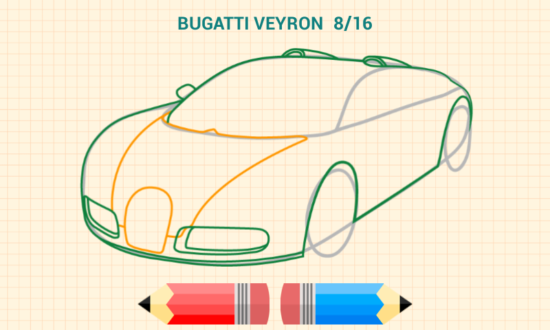 Drawn vehicle awesome car Google to Android Play Apps