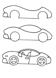 Drawn vehicle basic More Draw Find and car