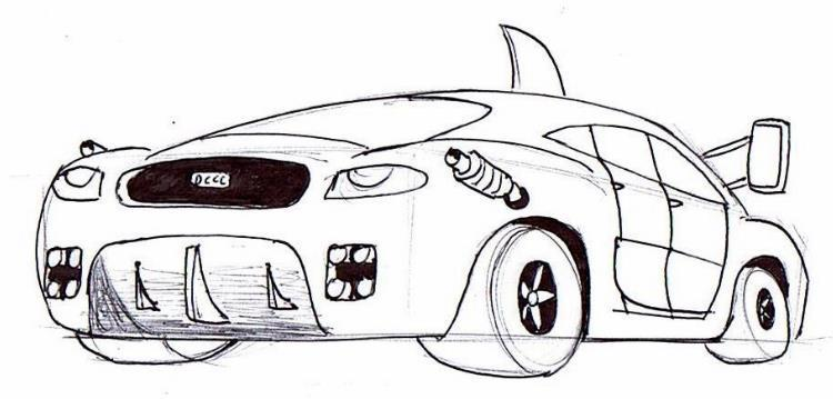 Drawn vehicle basic For basic so Let's look