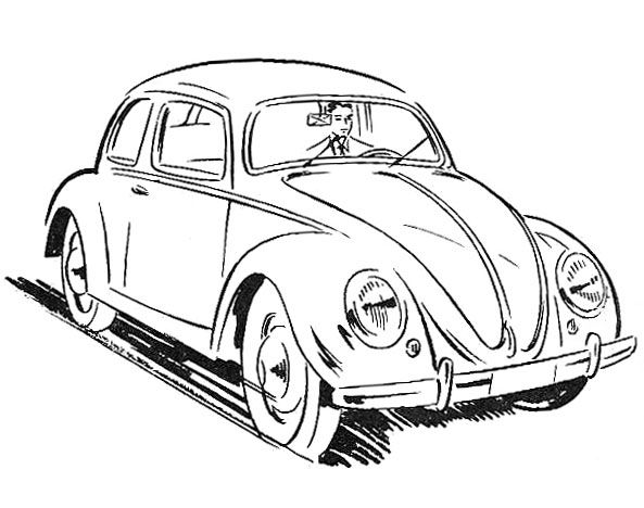 Drawn vehicle beetle Pinterest best Robbie Find this