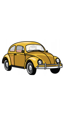Drawn vehicle beetle To How Car Easy Step