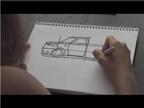 Drawn vehicle beginner To :  Trucks How