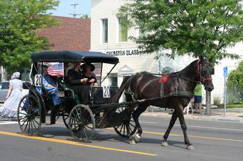 Drawn vehicle beginner Vehicle  Michigan Drawn Association
