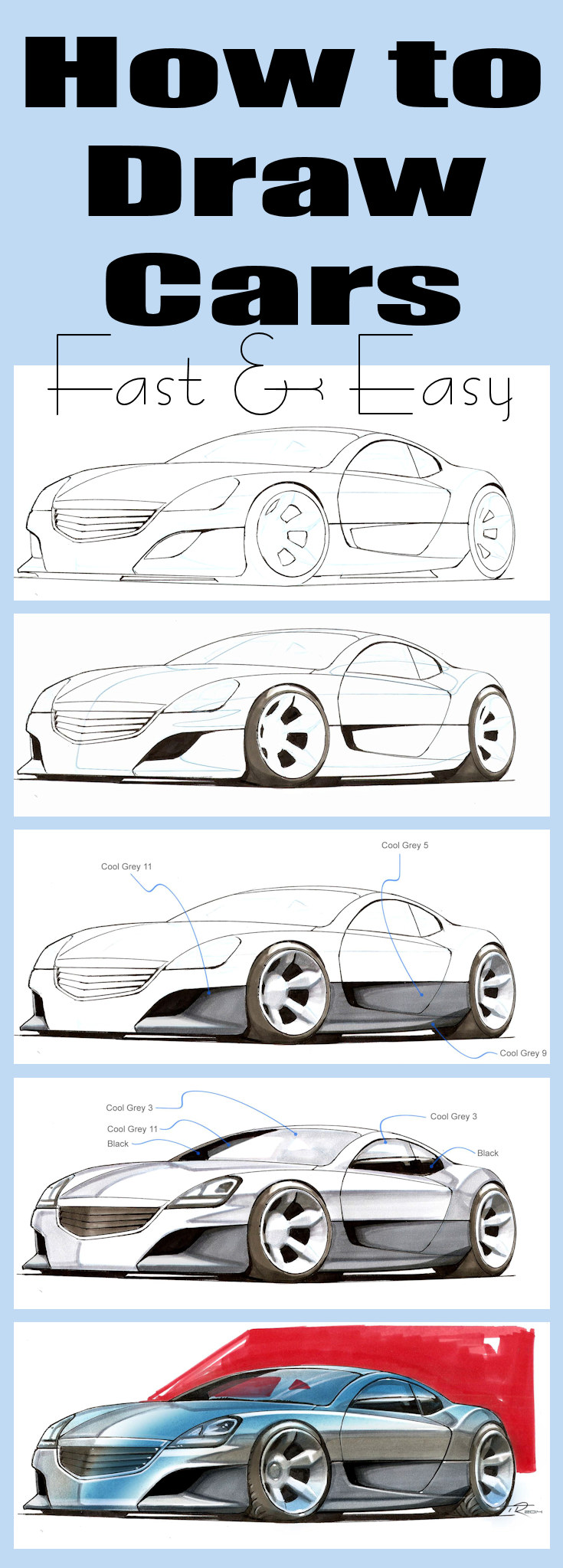 Drawn vehicle beginner  minutes J in Learn