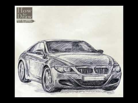 Drawn vehicle bmw To to BMW car BMW