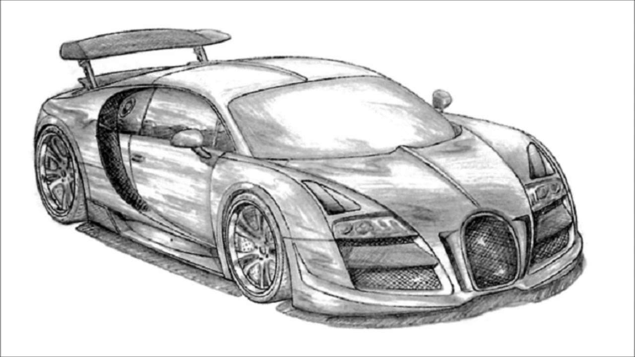 Drawn vehicle bugatti veyron By by Veyron FAB Sport