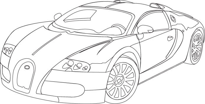 Drawn vehicle bugatti veyron Cool 2011 pencil bugatti Cool