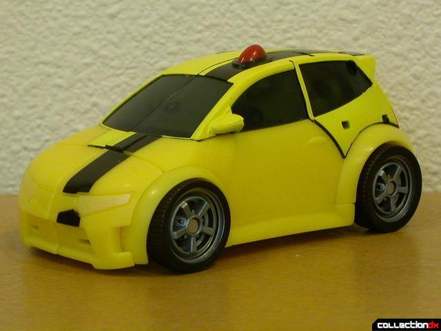 Drawn vehicle bumblebee Vehicle Autobot Bumblebee (front) Deluxe