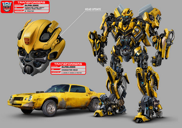 Drawn bumblebee transformers movie Transformers The Inspiring 86 bumblebee