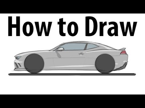 Drawn vehicle bumblebee To  YouTube How a