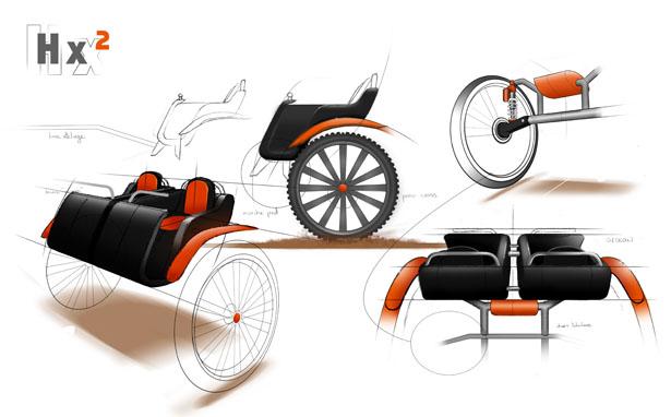 Drawn vehicle car design Stylish Hitch Horse Drawn Diolez