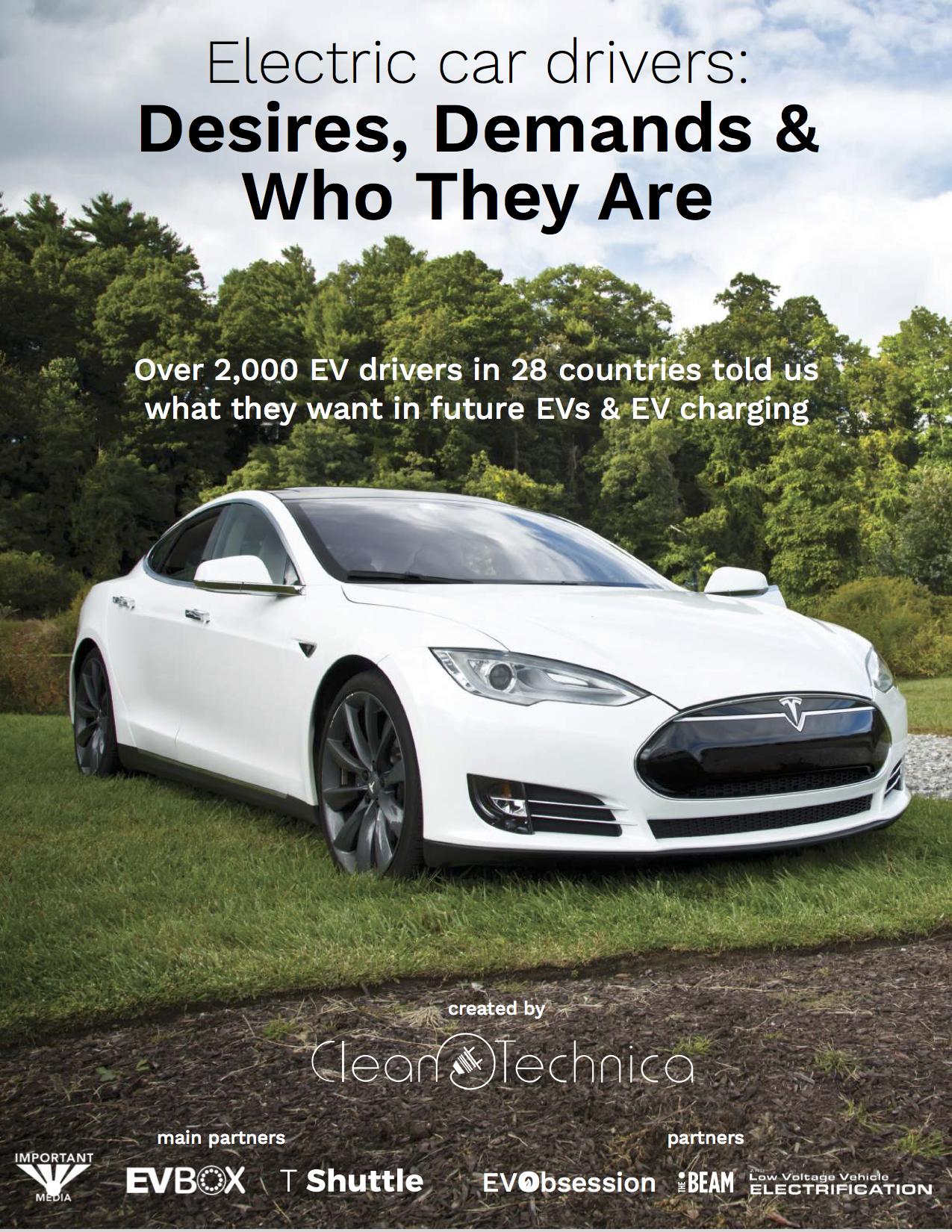 Drawn vehicle car pollution Our Good EV New Environment
