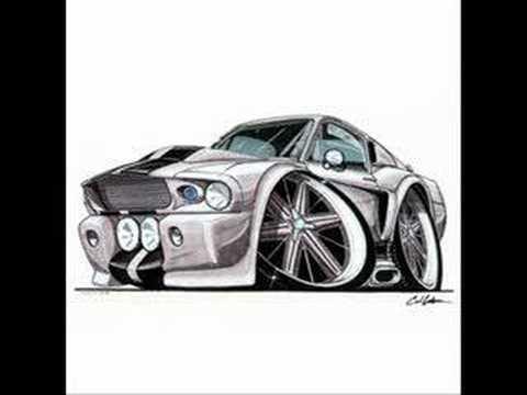 Drawn vehicle caricature YouTube cartoon cars cars cartoon