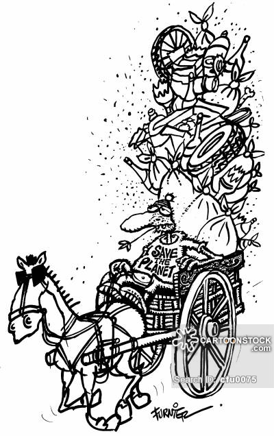 Drawn vehicle cartoon Of pictures  Comics Carriage