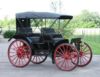 Drawn vehicle classic car  Selection Horse Finest Selection