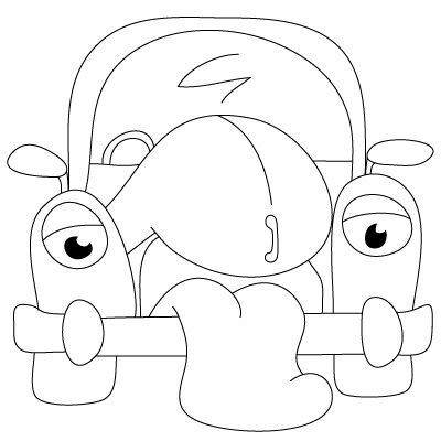 Drawn vehicle cute Kids for 25+ Adults Lessons