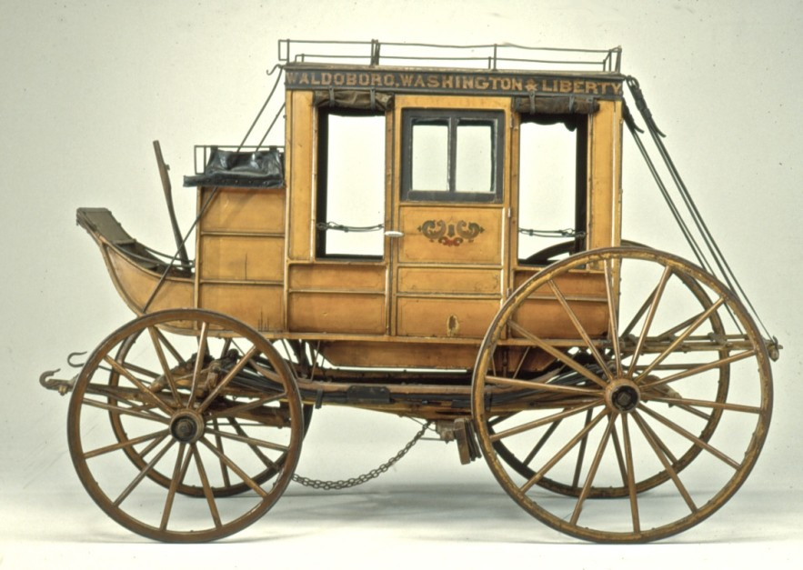 Drawn vehicle fancy car Wagon Long Passenger The Museum: