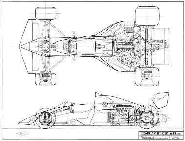 Drawn race car f1 car Line BMW drawings car about