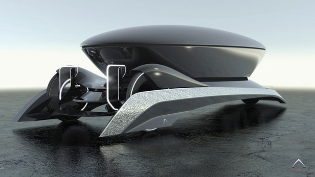 Drawn vehicle future Of into into CAMAL the