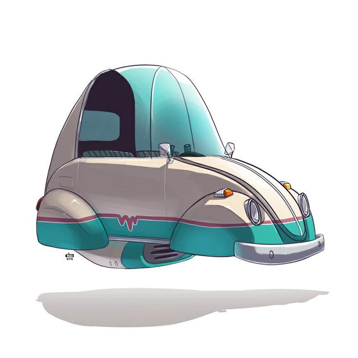 Drawn vehicle future Best 12 on (by yehimovitz):