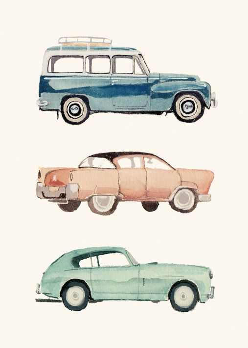 Drawn vehicle illustrator Drawings by cars Rollitt best