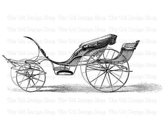 Drawn trolley medieval horse TheOldDesignShop Drawn drawn best Pinterest