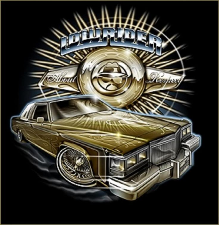 Drawn vehicle lowride car Lowrider Graphic Photo 980 for