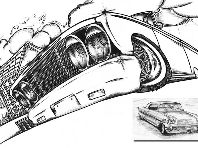 Drawn vehicle lowrider 36 best about on Pix