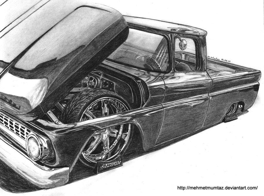 Drawn vehicle lowrider Lowrider by mehmetmumtaz mehmetmumtaz chevrolet