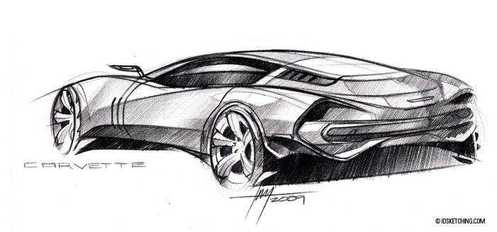 Drawn vehicle modified car Sketching Pencil Tutorial sketch Car