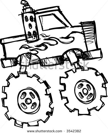 Drawn vehicle monster  Search monster images Google