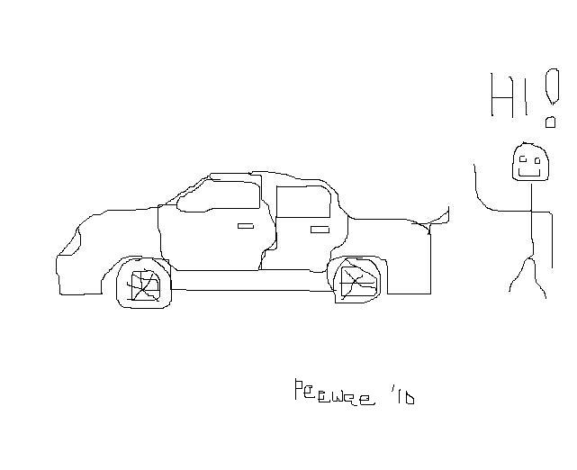 Drawn vehicle ms paint Comment com with PAINT The