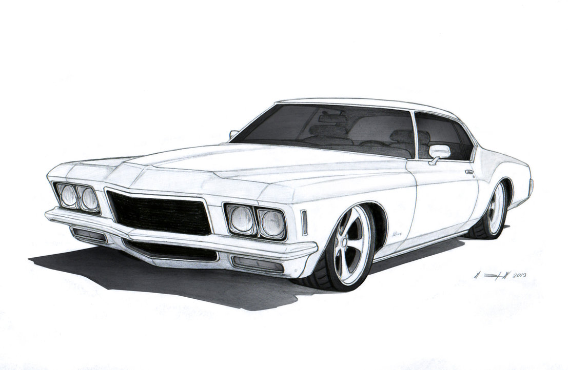 Classic Car clipart muscle car Muscle 2 drawing car clipart