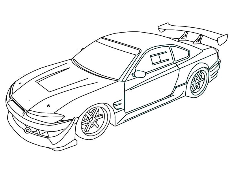 Drawn vehicle nissan Skyline gtr Google Rapunga to