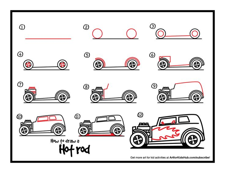 Drawn vehicle pencil for kid Pinterest on 25+ Best Drawings