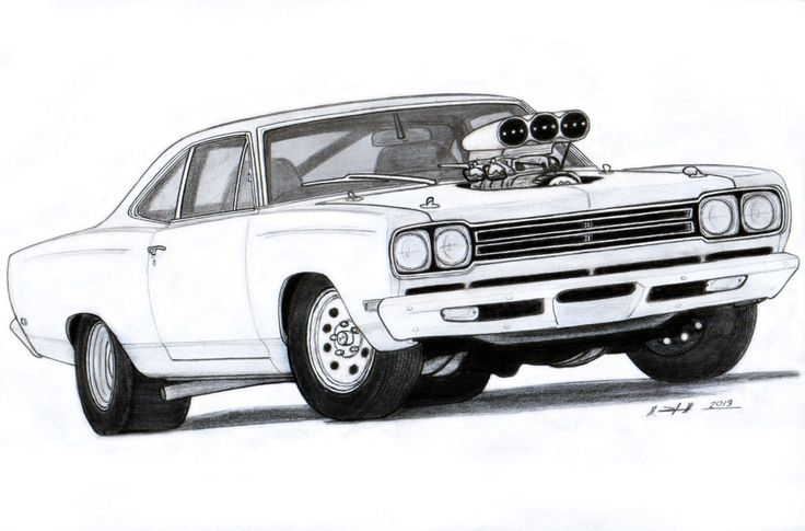 Drawn vehicle pencil shading Image Results Yahoo outline drawing