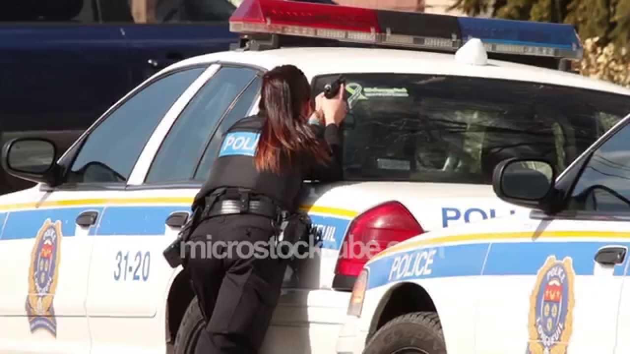 Drawn vehicle police car Female laying YouTube drawn cop