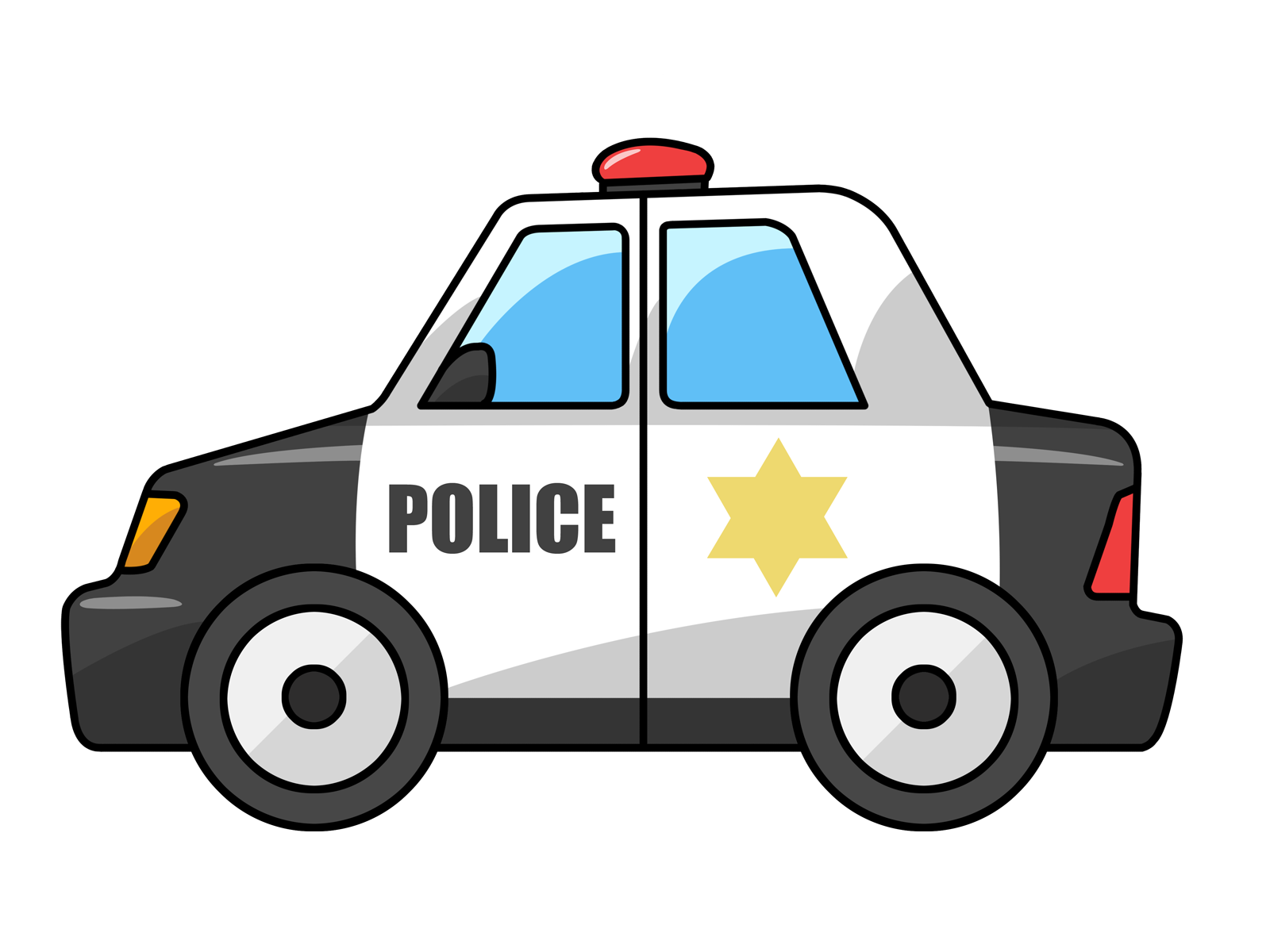 Drawn vehicle police car ClipArt Best Use Art Police
