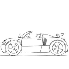 Drawn vehicle road drawing By draw other  to
