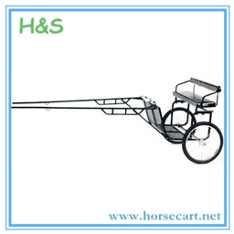 Drawn vehicle simple Horse Horse portable Cart wagon