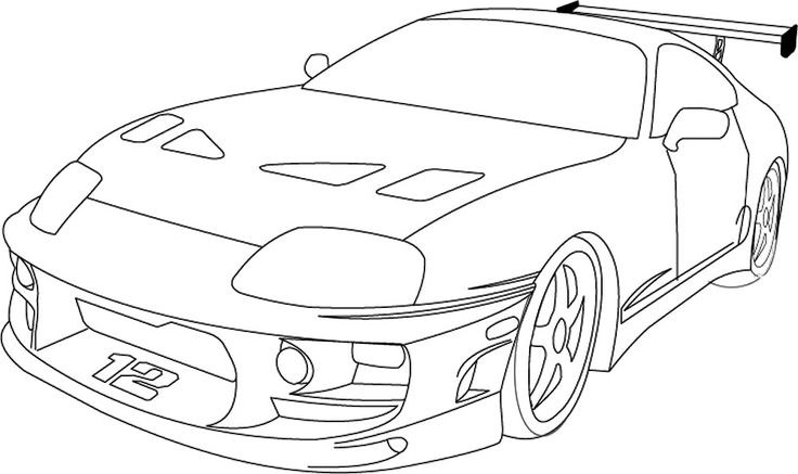 Drawn vehicle supra  And deviantart by @deviantART