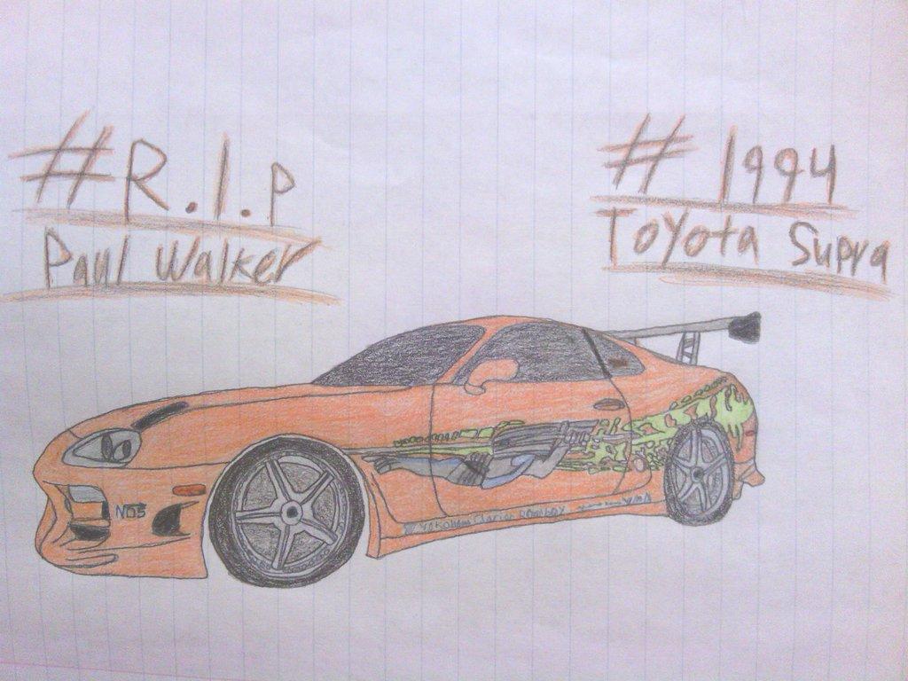 Drawn vehicle supra Drawing Supra on PW #2: