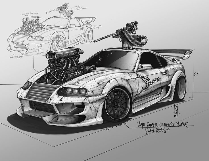 Drawn vehicle supra Shane Pinterest