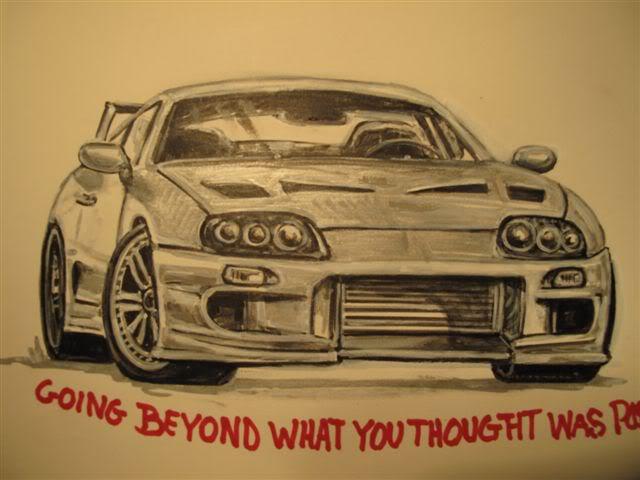 Drawn vehicle supra Artwork a drawings to doing